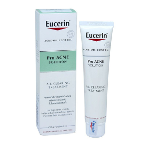 Gel Đặc Trị Mụn Eucerin Pro Acne Solution A.i Clearing Treatment 40Ml (Hộp)