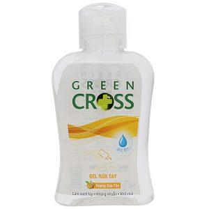 Gel Rửa Tay Green Cross 100Ml Hương Táo