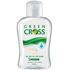 Gel Rt Green Cross Hương Trà Xanh