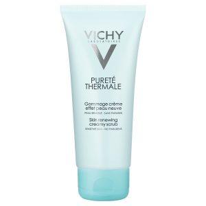 Gel Tẩy Tế Bào Chết Vichy Pureté Thermale Skin Renewing Creamy Scrub 75Ml (Tuýp)