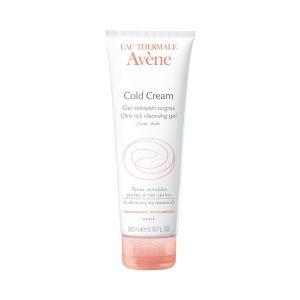 Gel Tắm Dành Cho Da Khô Eau Thermale Avène Cold Cream Ultra Rich Cleansing Gel 200Ml (Tuýp)