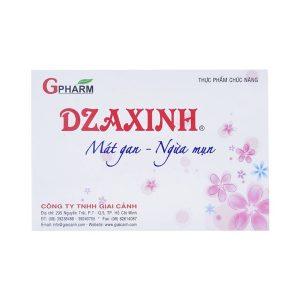 Gpharm Dzaxinh 60V (Hộp 6 Vỉ x 10 Viên)