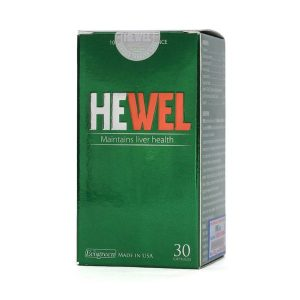 Hewel - Viên Giải Độc Gan (Hộp)