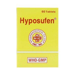 Hyposufen 60V Usa-Nic Pharma (Hộp)