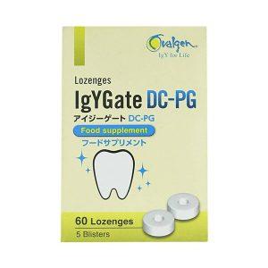Igygate Dc-Pg Hộp 12X5 (Hộp 5 Vỉ x 12 Viên)