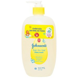 Johnson's Bb Top-To-Toe Wash (Hộp) 500 ml