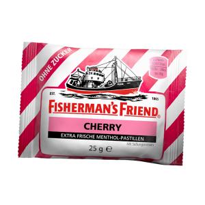 Kẹo Con Tàu Cherry 25G (Vị Cherry&menthol) (Hộp)