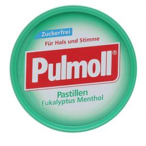 Kẹo Pulmoll Bạc Hà (hộp) 50g
