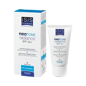 Kem Chống Nắng Isis Neotone Radiance Spf 50+ (Hộp)