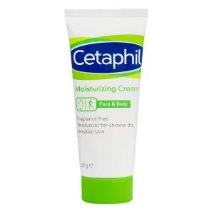 Kem Dưỡng Ẩm Toàn Thân Cetaphil Moisturising Cream 50G (Chai)