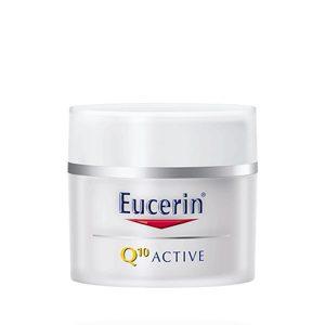 Kem Dưỡng Da Ban Ngày Ngăn Ngừa Lão Hoá Eucerin Q10 Active 50Ml (Hộp)