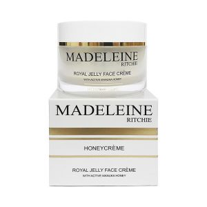 Kem Dưỡng Da Madeleine Ritchie Royal Jelly Face Creme Manuka Honey 100Ml (Hộp)