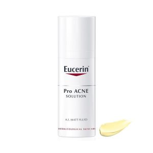 Kem Giúp Kiểm Soát Dầu Eucerin Proacne Solution A.i Matt Fluid 50Ml (Hộp)