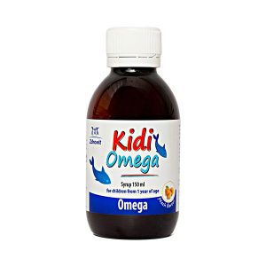 Kidi Omega Syrup 150Ml For Children (1 Year Of Age)