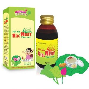 Kids Nest Tâm sen (chai)