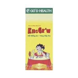 Kidsgr'w Good Health 120Ml (Chai)