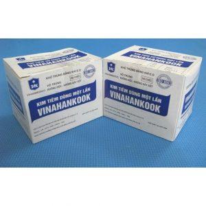 Kim lấy thuốc Vinahankook (hộp)