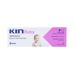 Kin Baby Teething Gel 30Ml-30Mg (Tuýp)