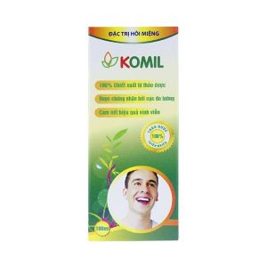 Komil 100Ml (Chai)