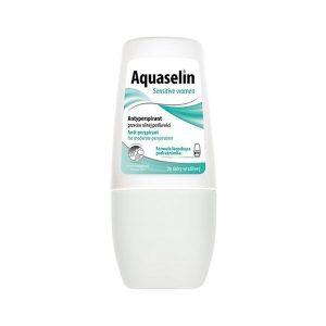 Lăn Khử Mùi Dành Cho Nữ Aquaselin Sensitive Women 50Ml (Hộp)