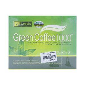 Leptin Green Coffee 1000 18 Gói X 10G (Hộp)