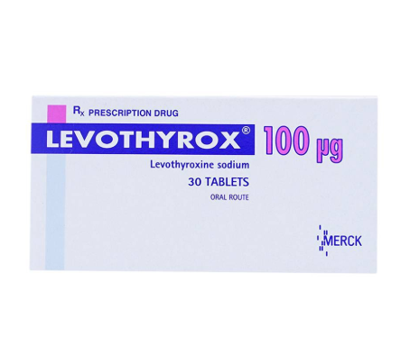 Levothyrox 100mg Viên Đức (30 viên)