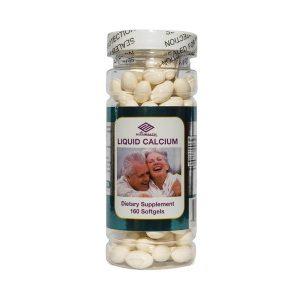 Liquid Calcium - Bổ Sung Canxi Và Vitamin D (Hộp)