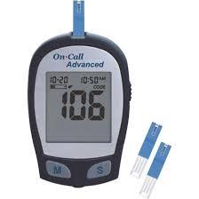 Máy đo đường huyết On call advance