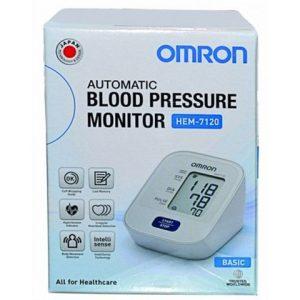 Máy đo HA Bắp tay Omron HEM 7120