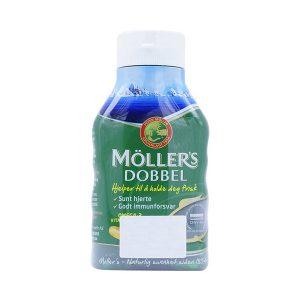 Möller'S Dobbel - Dinh Dưỡng Toàn Diện Cho Bà Bầu (Hộp)