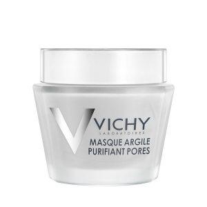 Mặt Nạ Bùn Khoáng Se Lỗ Chân Lông Vichy Pore Purifying Clay Mask 75Ml (Hộp)