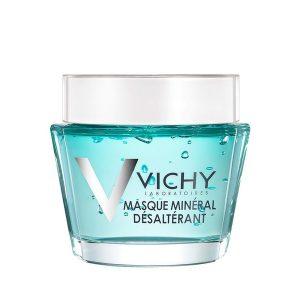 Mặt Nạ Khoáng Giúp Làm Dịu Da Vichy Quenching Mineral Mask 75Ml (Hộp)