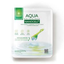 Mặt nạ da sinh học Coko Aqua dưỡng ẩm (Gói)