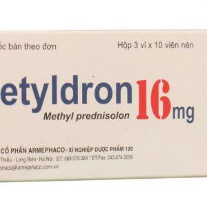 METYDRON 16 mg (Hộp 30 Viên)
