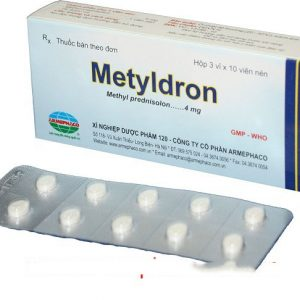 METYLDRON 4mg (Hộp 30 Viên)