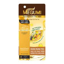 Megumi ngăn lão hóa tóc