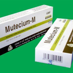 Mutecium M 10mg Viên MKP