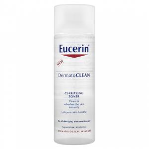 Nước Cân Bằng Làm Sạch Eucerin Dermatoclean Clarifying Toner 200Ml (Chai)