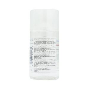 Nước Tẩy Trang Eucerin Dermatoclean Micellar Cleansing Fluid 3In1 125Ml (Chai)