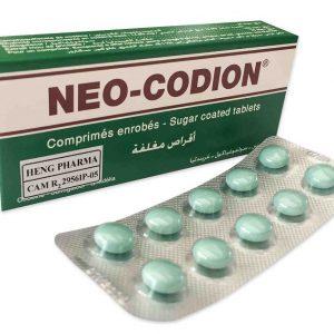 Neocodion Viên Pháp (Hộp)