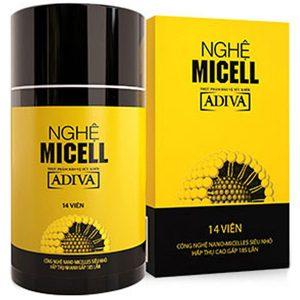 Nghệ Micell Adiva 14V (Hộp)