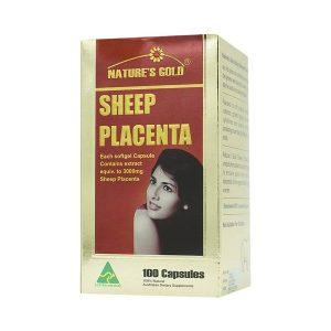Nhau Thai Cừu Úc - Sheep Placenta (Hộp)