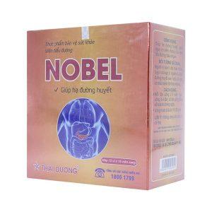 Nobel Viên Tiểu Đường Thái Dương 12X15 (Hộp 12 Vỉ x 15 Viên)