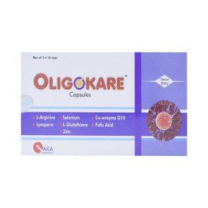Oligokare Twice Daily 3X10 Saka (Hộp 3 Vỉ x 10 Viên)