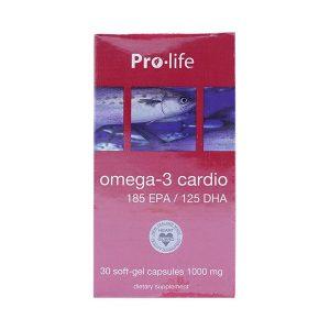 Omega-3 Cardio 30V/h (Hộp)