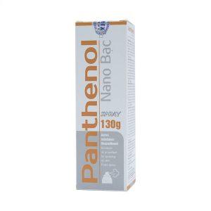 Panthenol Nano Bạc Spray Bimex 130G (Chai)