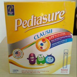 Pediasure Clausii men tiêu hóa (hộp 20 ống) USA