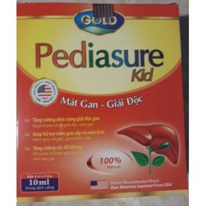 Pediasure Kid mát gan giải độc (hộp 20 ống)
