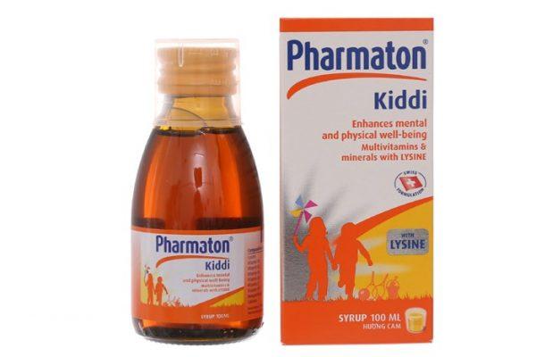 Pharmaton Kiddi Siro Pháp (Chai)