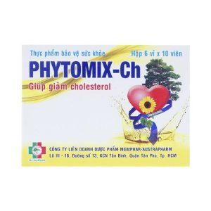 Phytomix-Ch 60V (Hộp 6 Vỉ x 10 Viên)